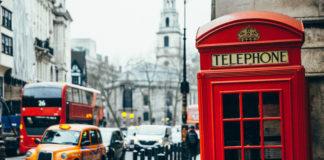Praca w Londynie