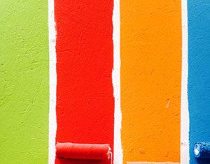 Jak wybrać farby do malowania elewacji?