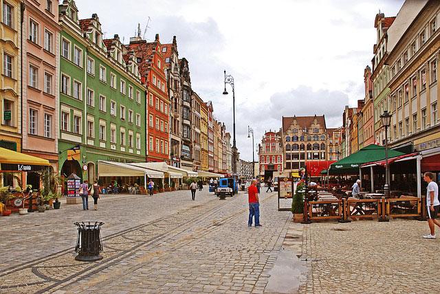 Wrocław - najlepsze miasto do pracy i życia - dlaczego?