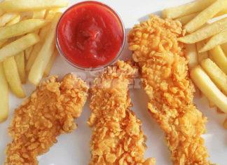 Panierowany kurczak kluczem do sukcesu w gastronomii